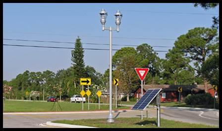 SolarLondon Decorative Coach Solar Lighting System