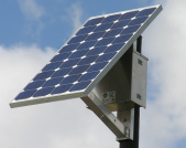 Medium Solar Power Assembly