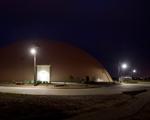 ABC Domes Solar Shoebox Lighting