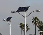 MCAS Miramar Solar Lights