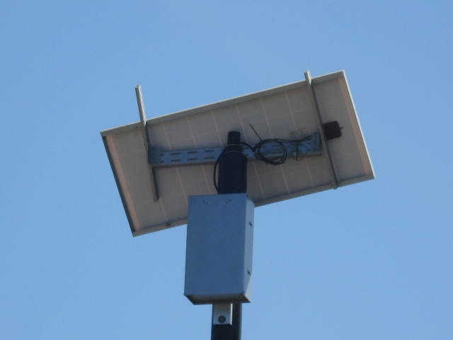 Bad Solar Panel Install