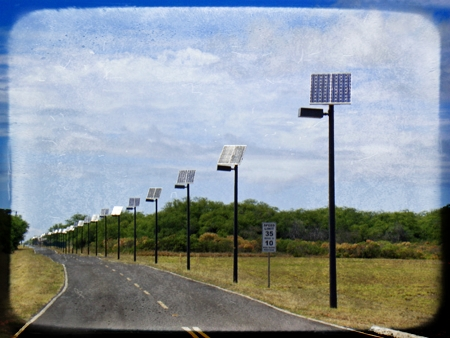Solar Power Lighting
