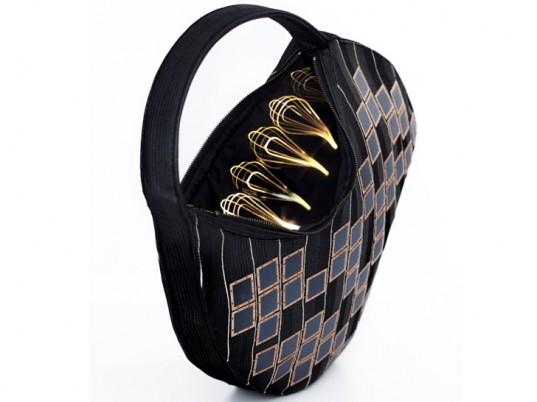 diffus solar handbag