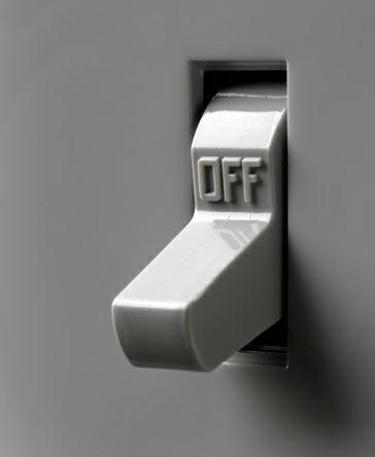how to change light switch australia