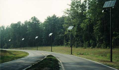 Solar Roadway Light EPA