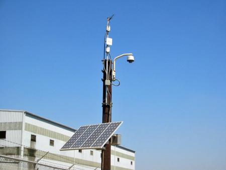 Solar Camera WiFi