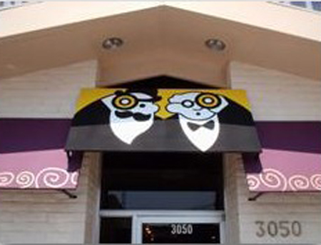 Commercial Awning Sign