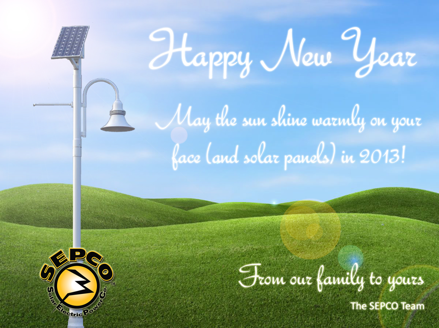 Happy New Year from SEPCO