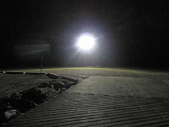 Apha Flood Light Solar