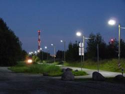 SolarPowerandLEDLight
