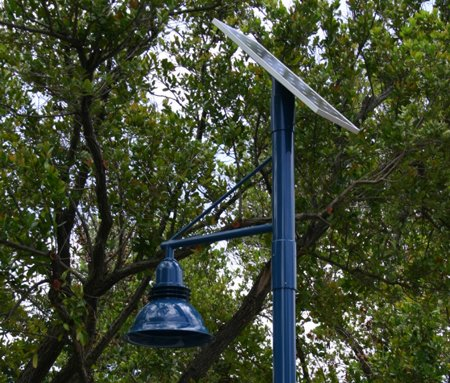Lighthouse Point Solar Light