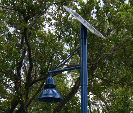 Lighthouse Point Solar Light