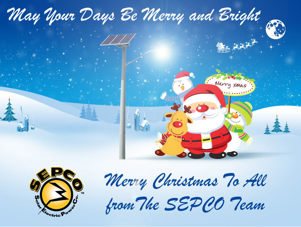 Merry Christmas from SEPCO