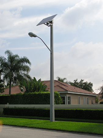 Solar Roadway Light