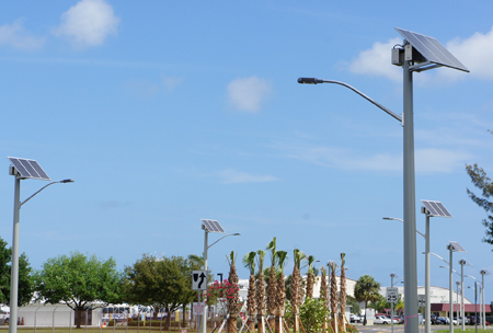 Solar Street Light Specification