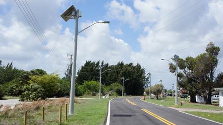 Commercial Street Light LED Fixtures