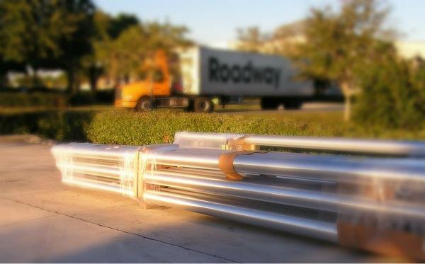 Solar Light Poles for Solar LED Lighting Systems