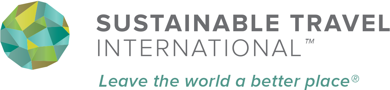 Sustainable Travel Logo