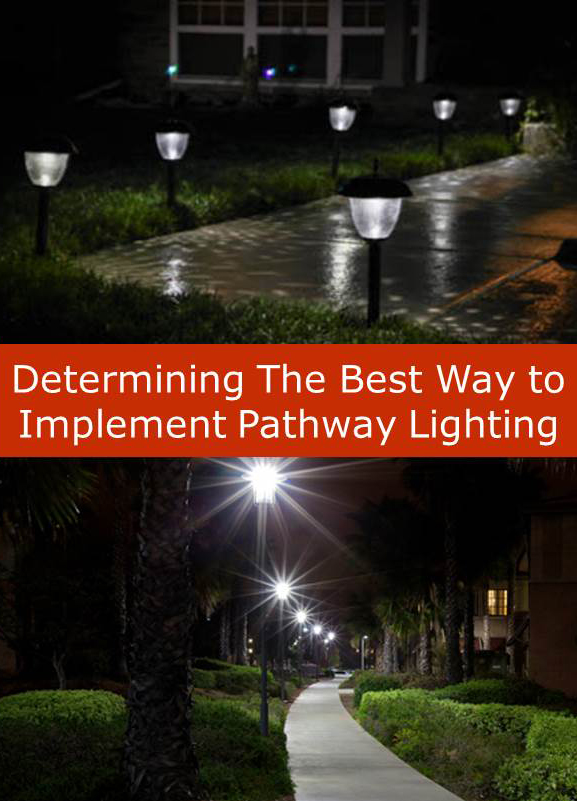 Solar Powered Pathway Lighting & Determine The Best Way To Implement Pathway Lighting In 3 Easy Steps