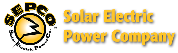 SEPCO Solar Electric Power Company Logo