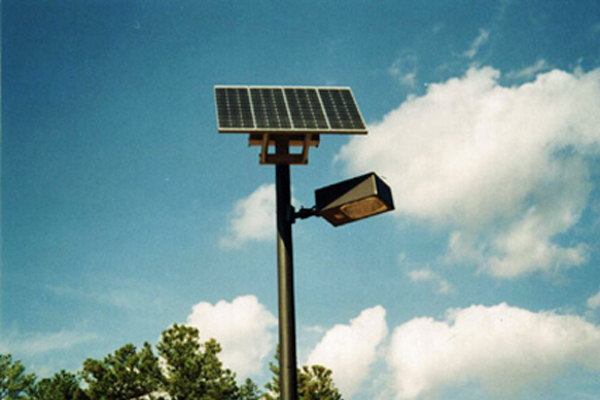 solar roadway lighting