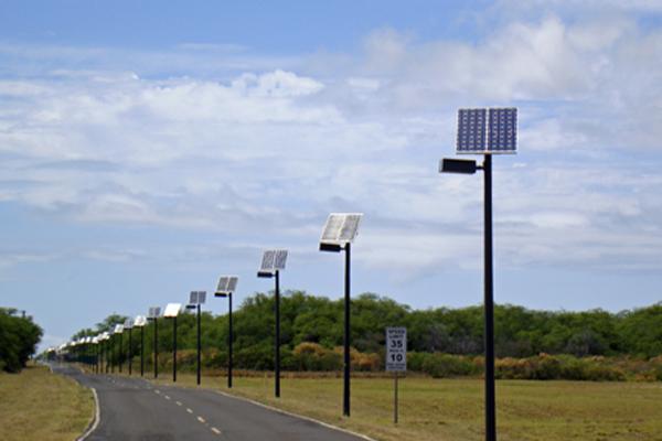 solar roadway lights