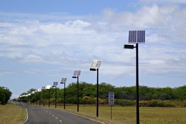 solar roadway lights