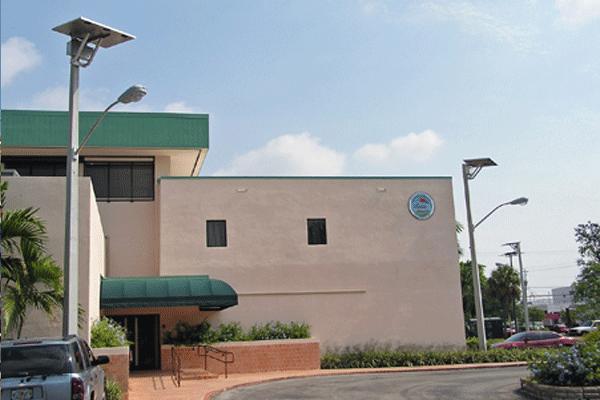 hurricane rated solar lighting for streets