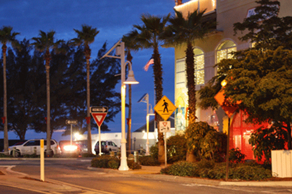 decorative led street lighting