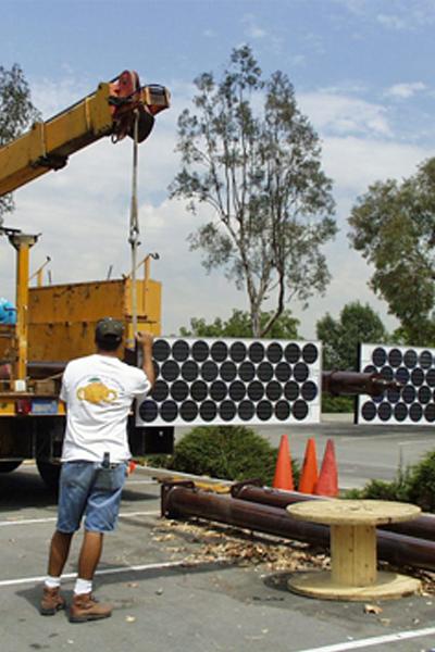 solar light for parking lot custom design