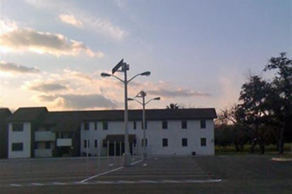 parking lot solar powered
