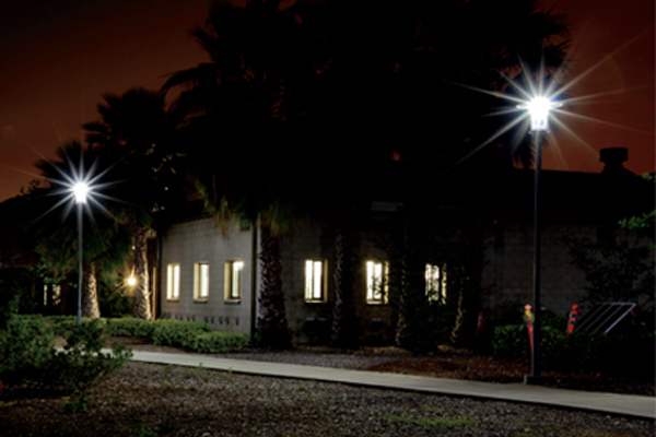 solar pathway lighting led
