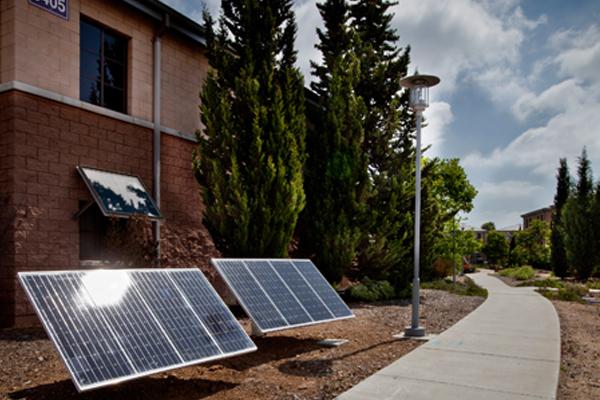 solar led pathway lights