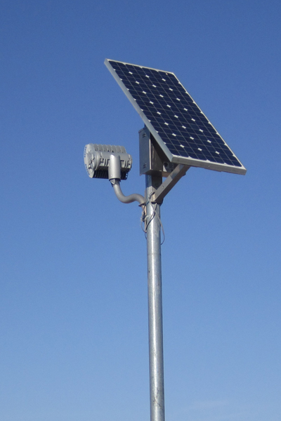 Benefits of solar powered security lights the best way to keep your parking lot street corners and public places lit like parks clinics and municipal buildings are the use of solar powered aloadofball Choice Image