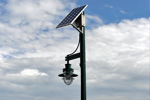 decorative pendant solar lighting
