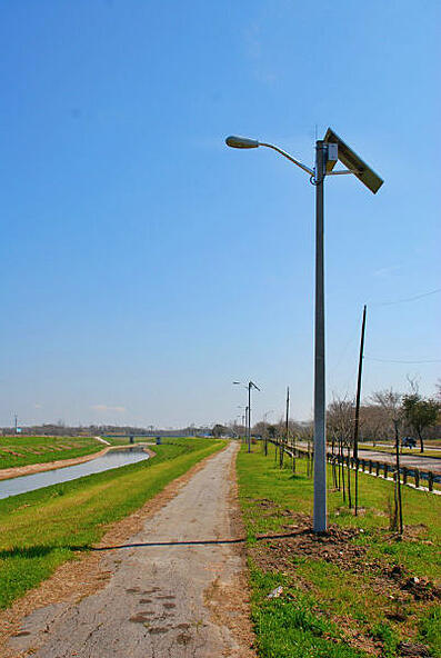 looking to use a solar lighting option talk to a lighting specialist