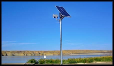 SolarAlpha Flood Area Solar Lighting System