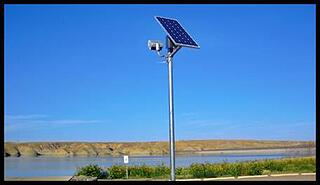 SolarAlpha Flood Area Solar Lighting System