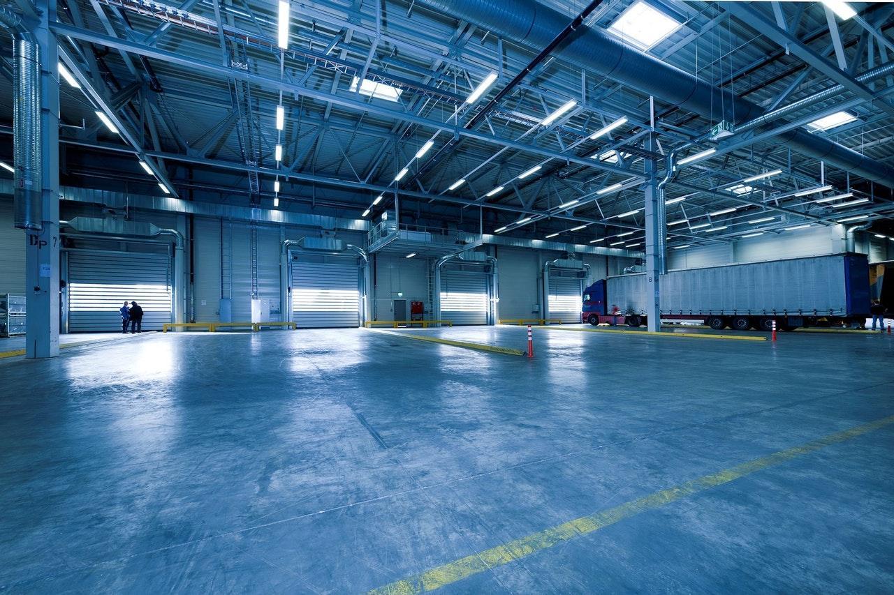 LED Warehouse Lights
