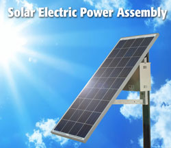 SEPA100 Solar Electric Power Assembly 100 Watt