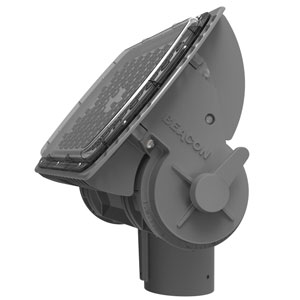 AF Alpha Flood Solar LED Light Fixture