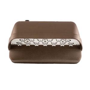 LNC Litepak Wall Pack Solar LED Light Fixture