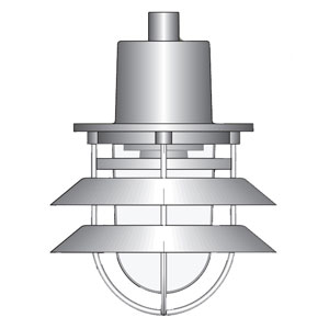 PWK Pierwalk Solar LED Light Fixture