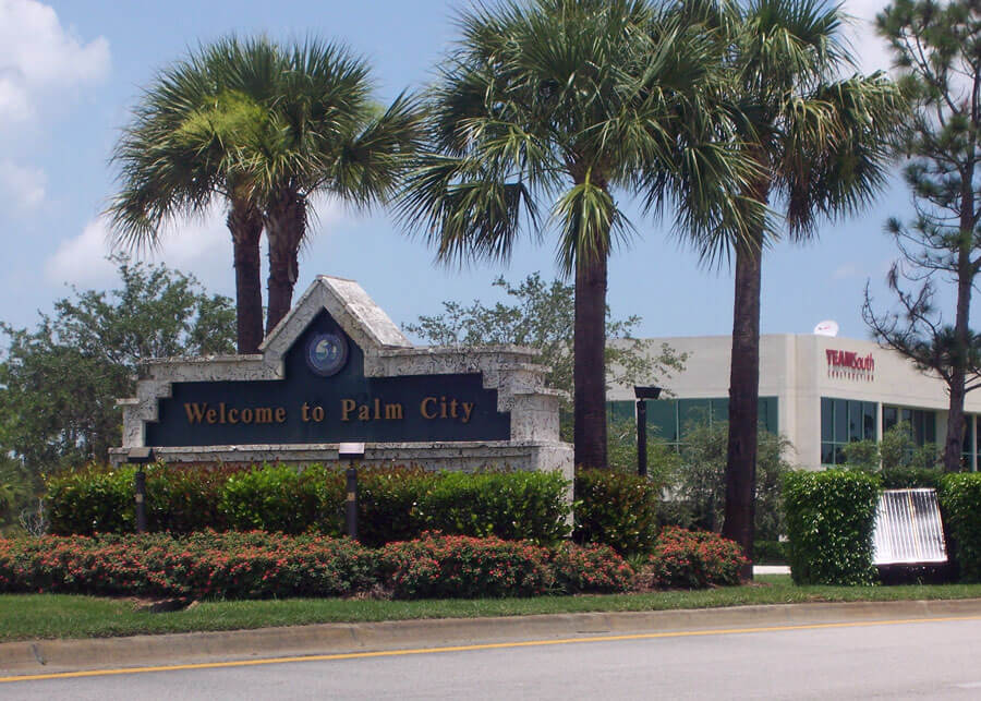 Multiple Sign Configurations Martin County