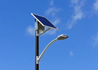 SolarASL Overhead Solar Lighting System