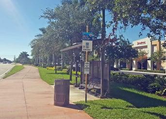 SolarTransit Bus Stop / Shelter Solar Lighting System