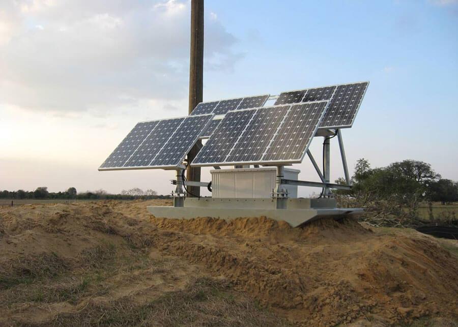 Vislink Remote Solar Power