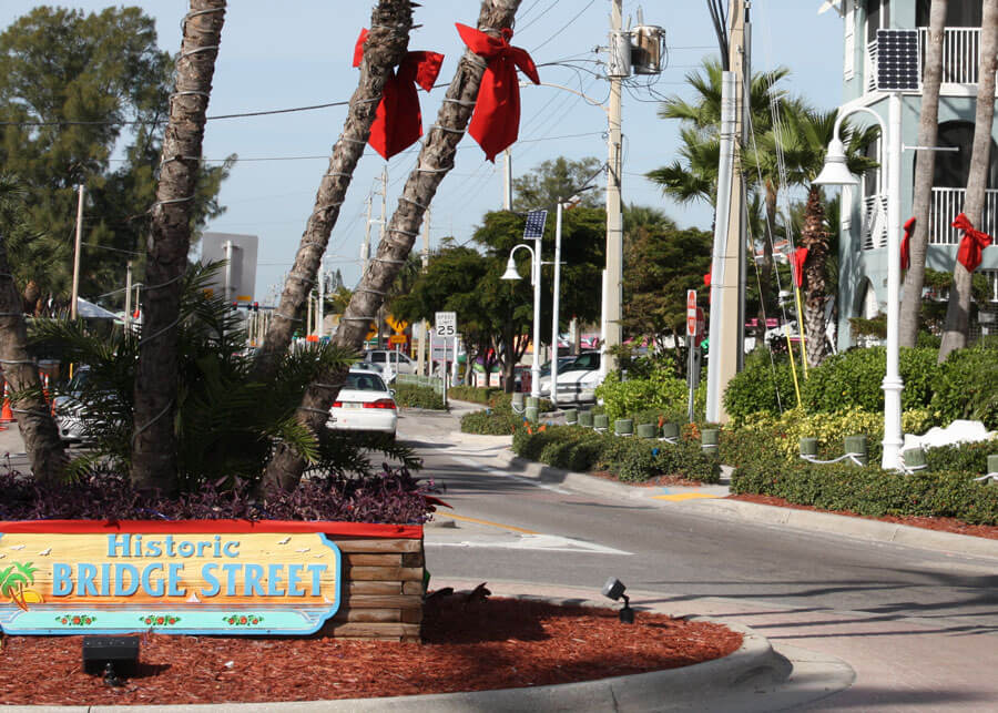 Decorative Solar Street Lighting Bradenton Beach