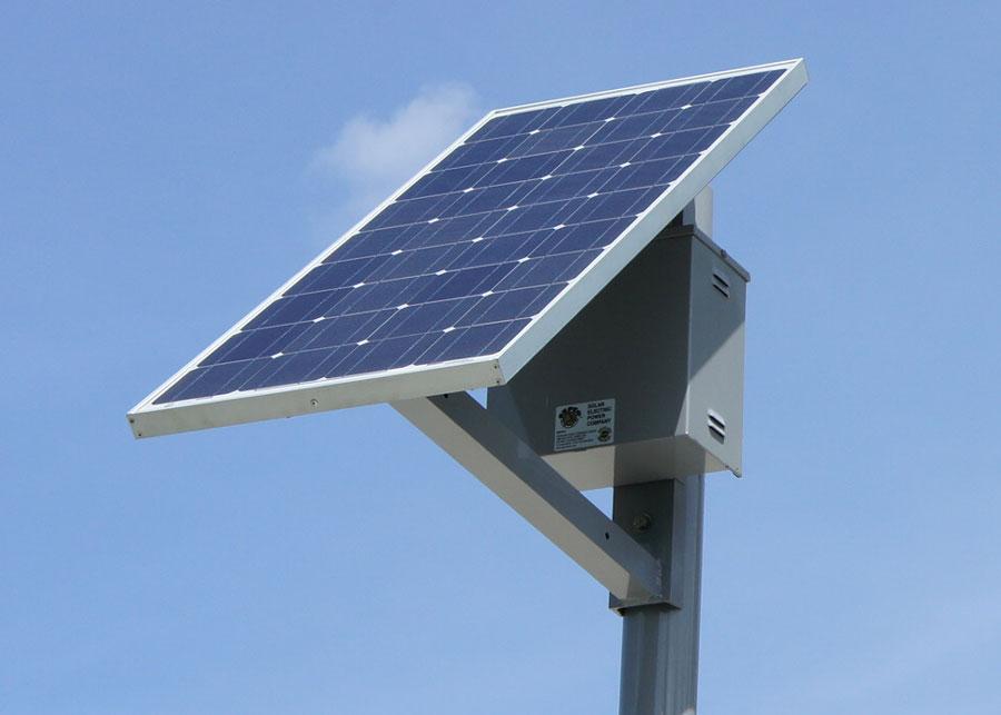 SEPA100 - Solar Electric Power Assembly 100 Watt