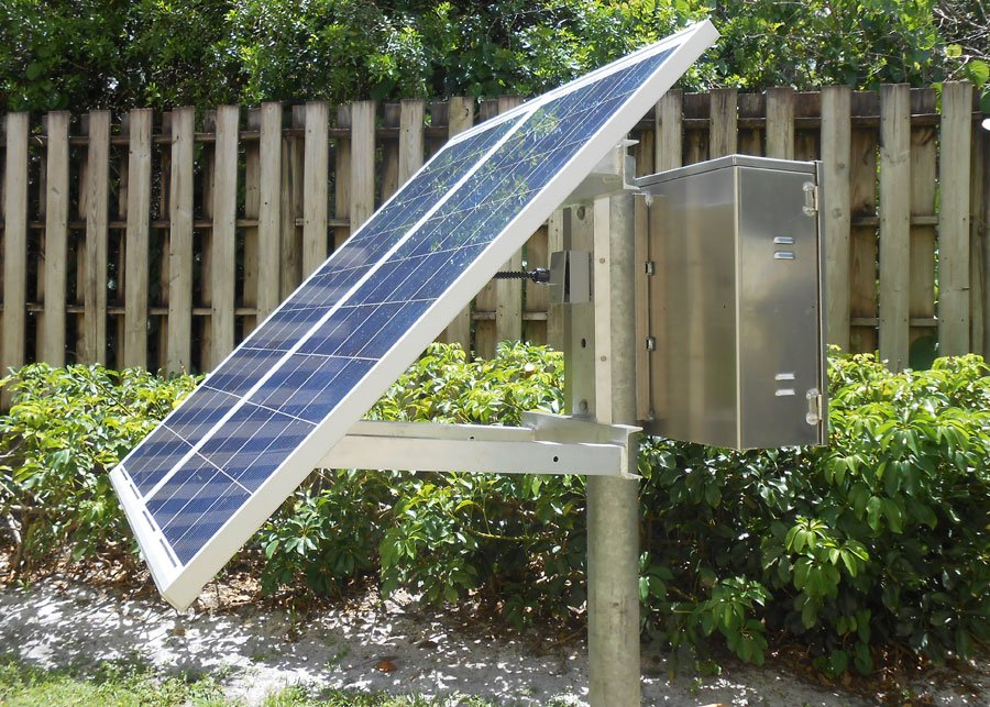 SEPA200 - Solar Electric Power Assembly 200 Watt